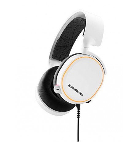 Steelseries Arctis 5 White (2019 Edition) gaming headset