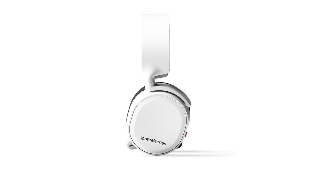 Steelseries Arctis 3 White (2019 Edition) gaming headset