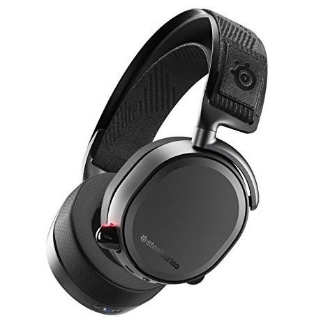 Steelseries Arctis Pro Wireless belaidės žaidimų ausinės