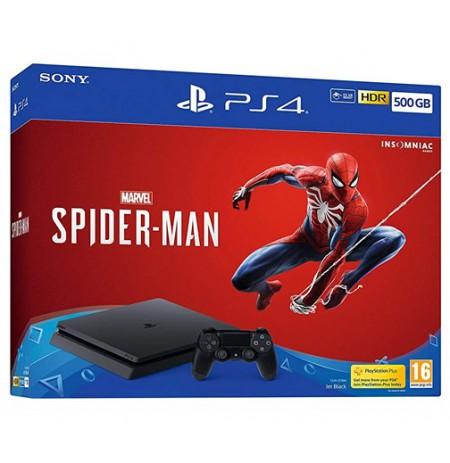 Žaidimų konsolė SONY PlayStation 4 (PS4) Slim 500GB - FIFA 18