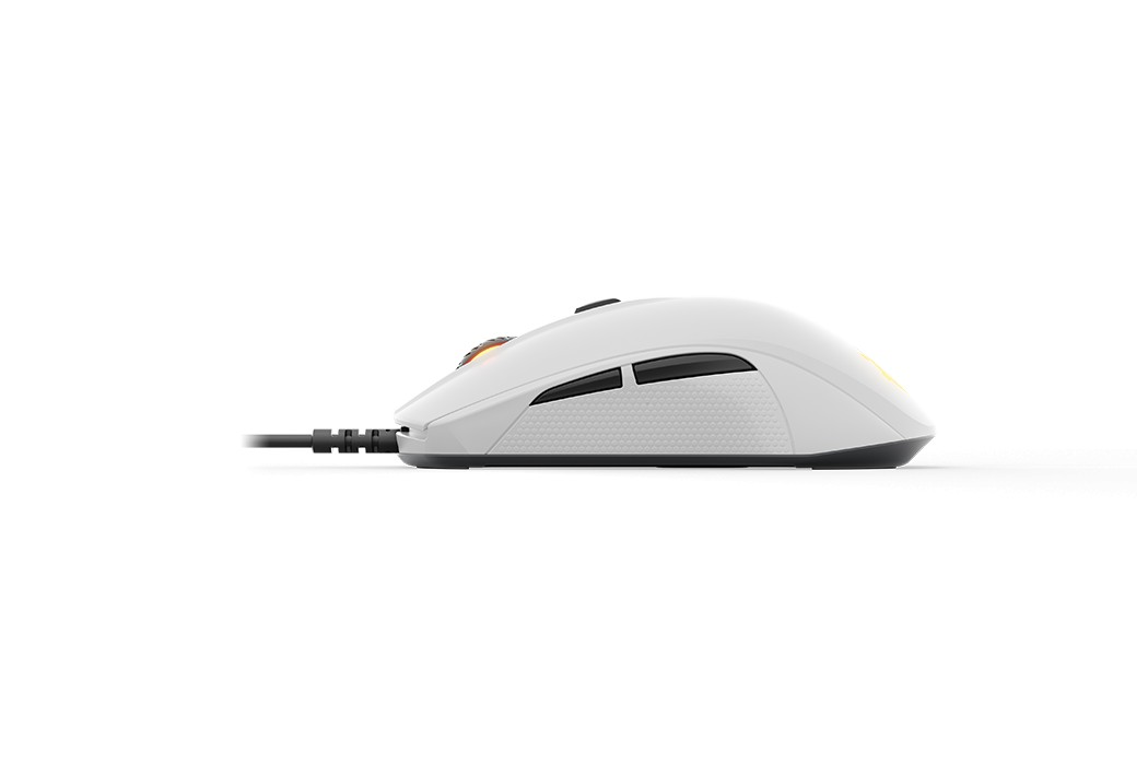 SteelSeries Rival 110 Balta laidinė optinė pelė   7200 DPI
