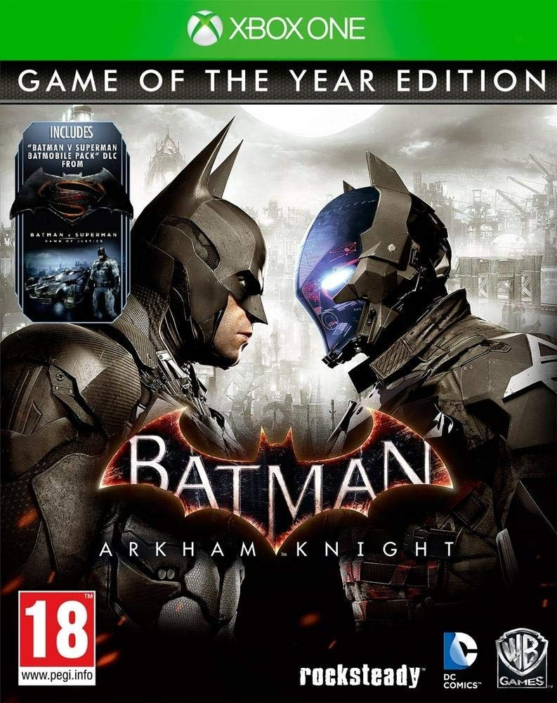 Batman: Arkham Knight GOTY XBOX