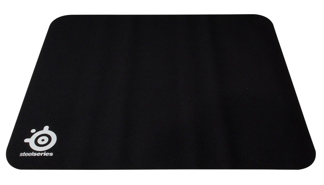 SteelSeries QcK HEAVY L, Black, 450x400x6mm pelės kilimėlis