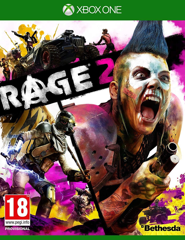 Rage 2 XBOX