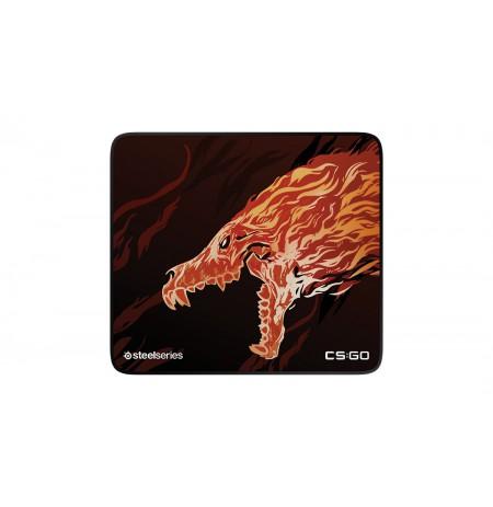 Steelseries QCK + Limited CS:GO Howl Ed. pelės kilimėlis