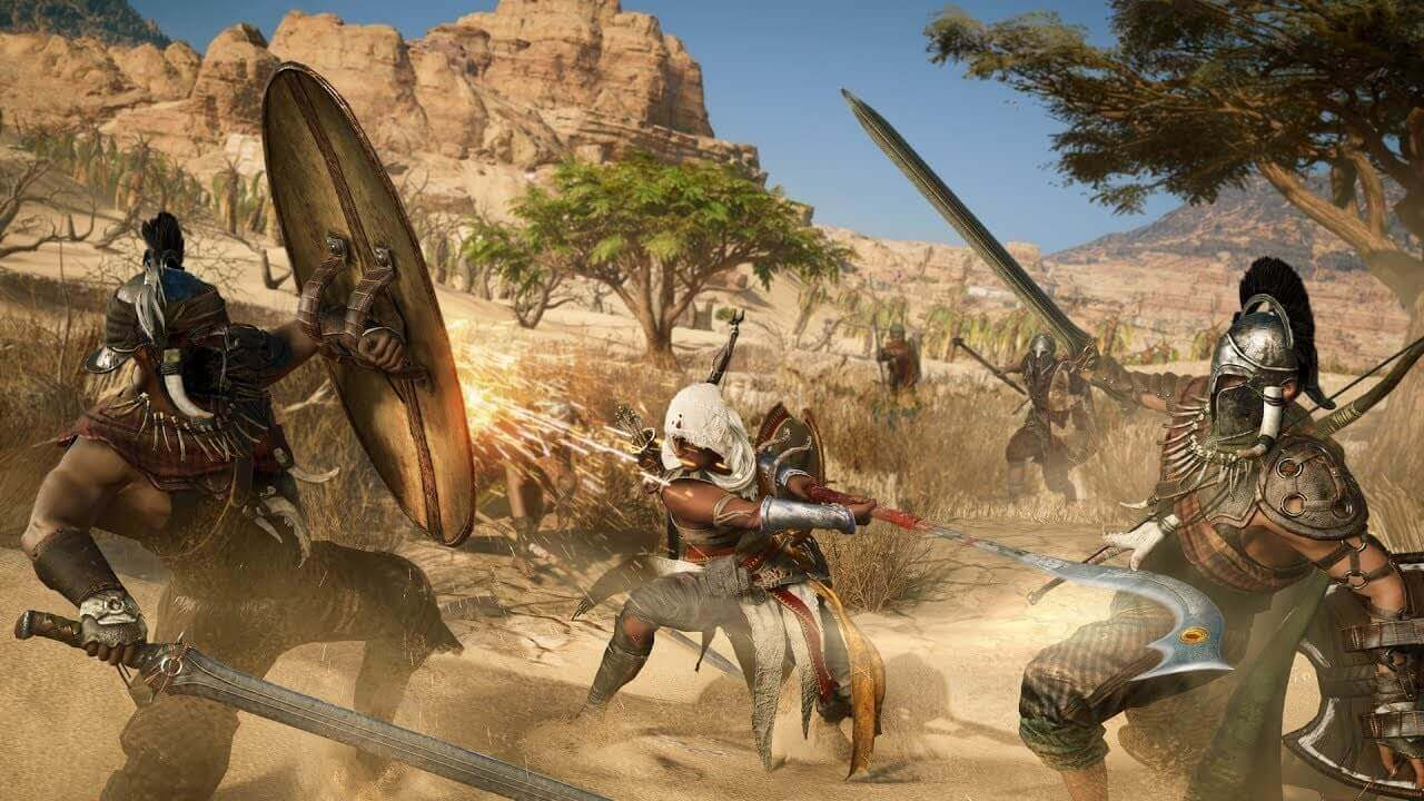 Assassin´s Creed Origins Standard Edition