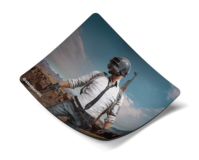 Steelseries Qck+ PUBG Miramar Edition 450x400x4mm gaming mousepad