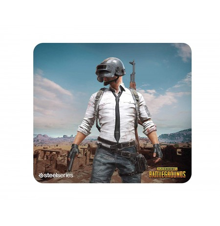 Steelseries Qck+ PUBG Miramar Edition gaming mousepad