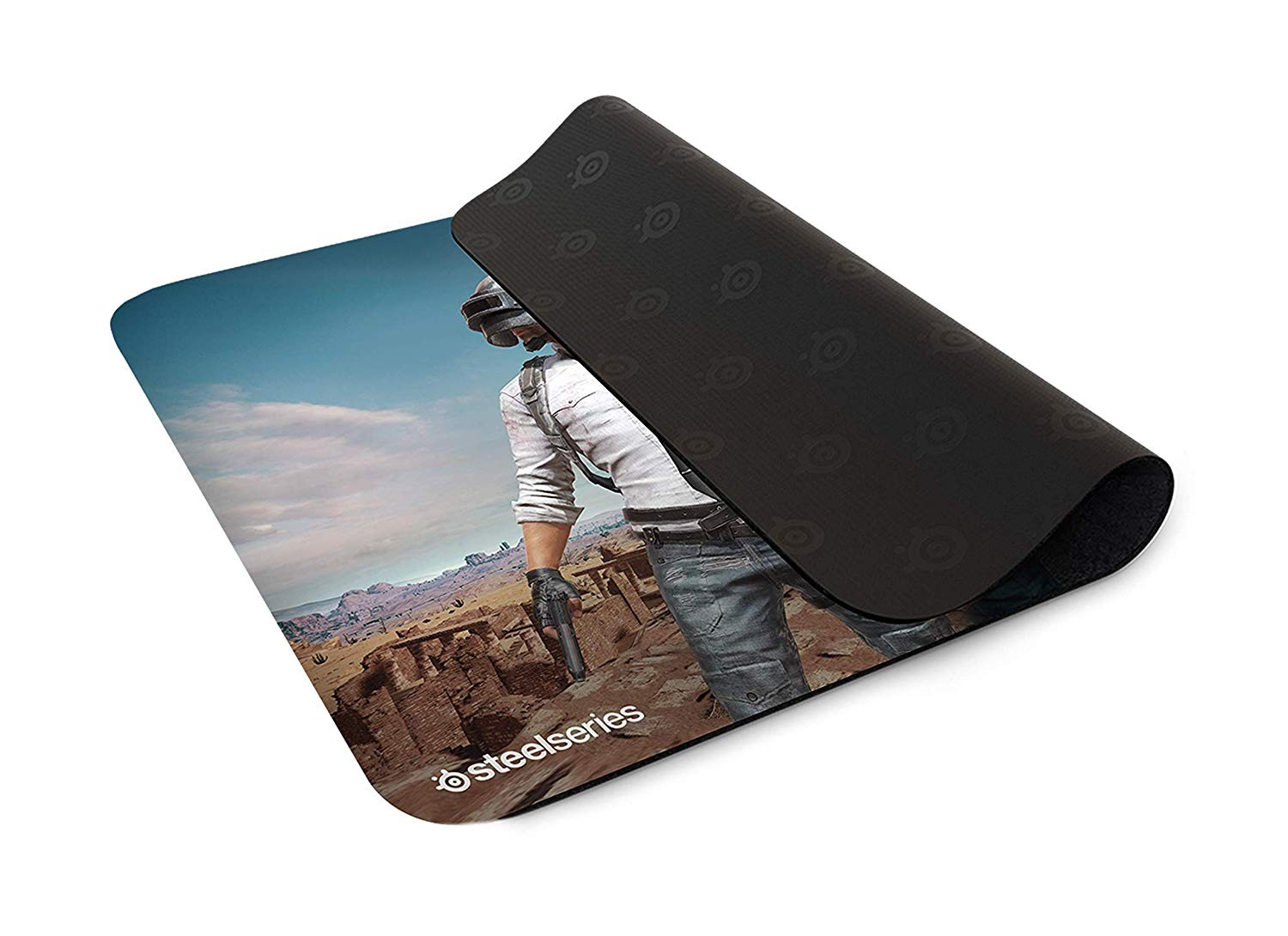 Steelseries Qck+ PUBG Miramar Edition  450x400x4mm gaming mousepad