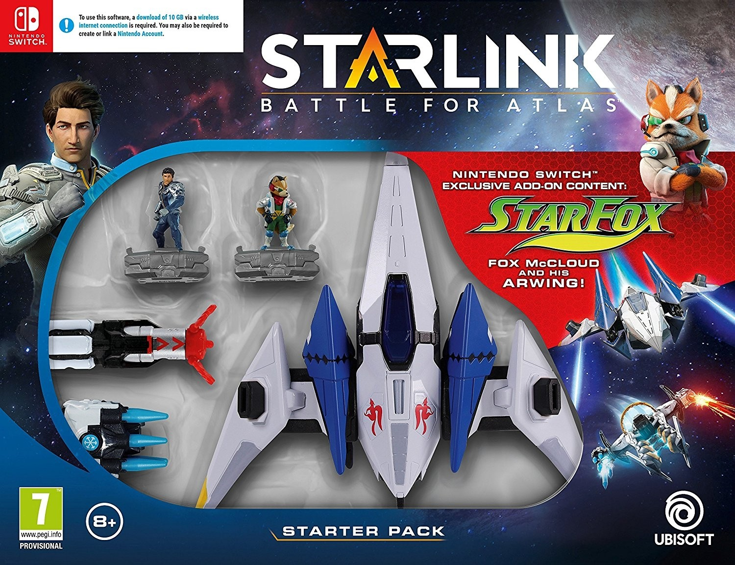 Starlink: Battle for Atlas Starter Pack Nintendo Switch