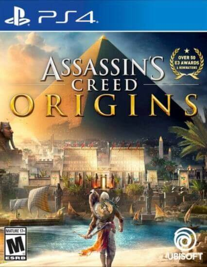 Assassin´s Creed Origins Gods Edition