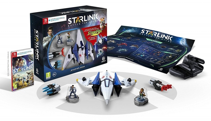 Starlink: Battle for Atlas Starter Pack