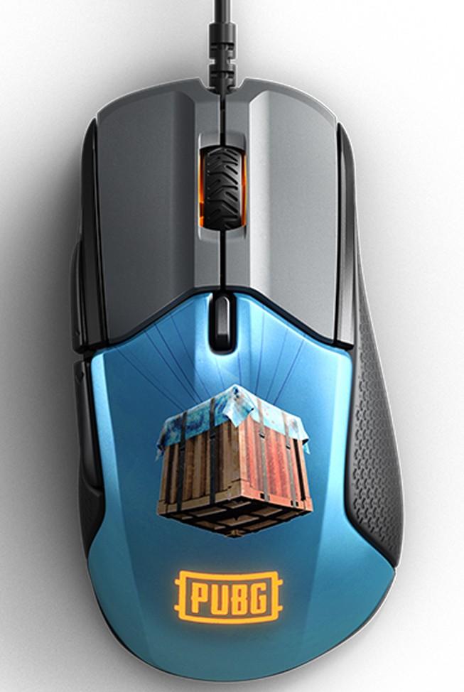 Steelseries Rival 310 PUBG Edition laidinė pelė | 12000 DPI