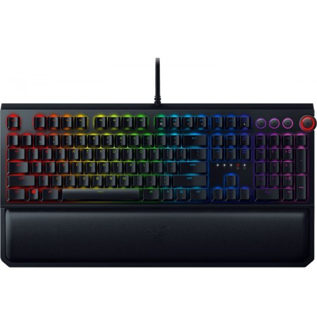 RAZER BlackWidow Elite mechaninė klaviatūra (Orange, US)