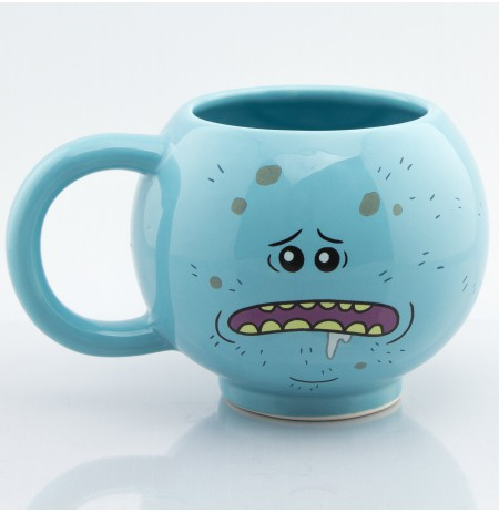 RICK AND MORTY Mr Meeseeks 3D Mug