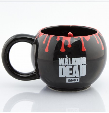 THE WALKING DEAD Walker Hand 3D puodukas
