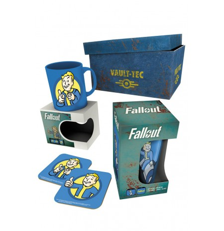 FALLOUT Vault Boy dovanų dėžutė