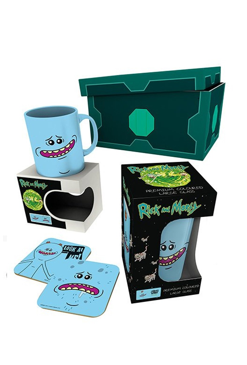 RICK AND MORTY Meeseeks gift box