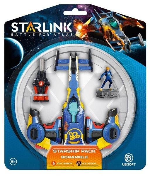 Starlink: Battle for Atlas - Exclusive Scramble Starship Pack
