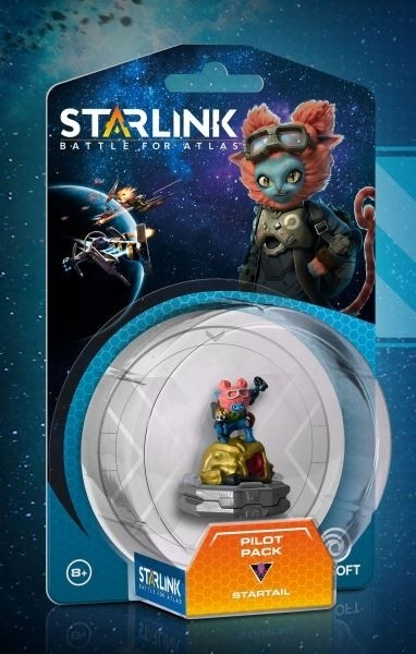 Starlink: Battle for Atlas - Exclusive Startail Pilot Pack