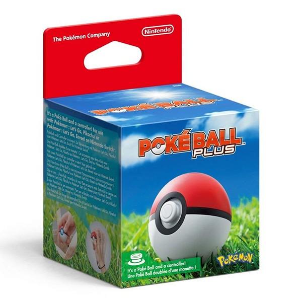 Nintendo Switch Poke Ball Plus