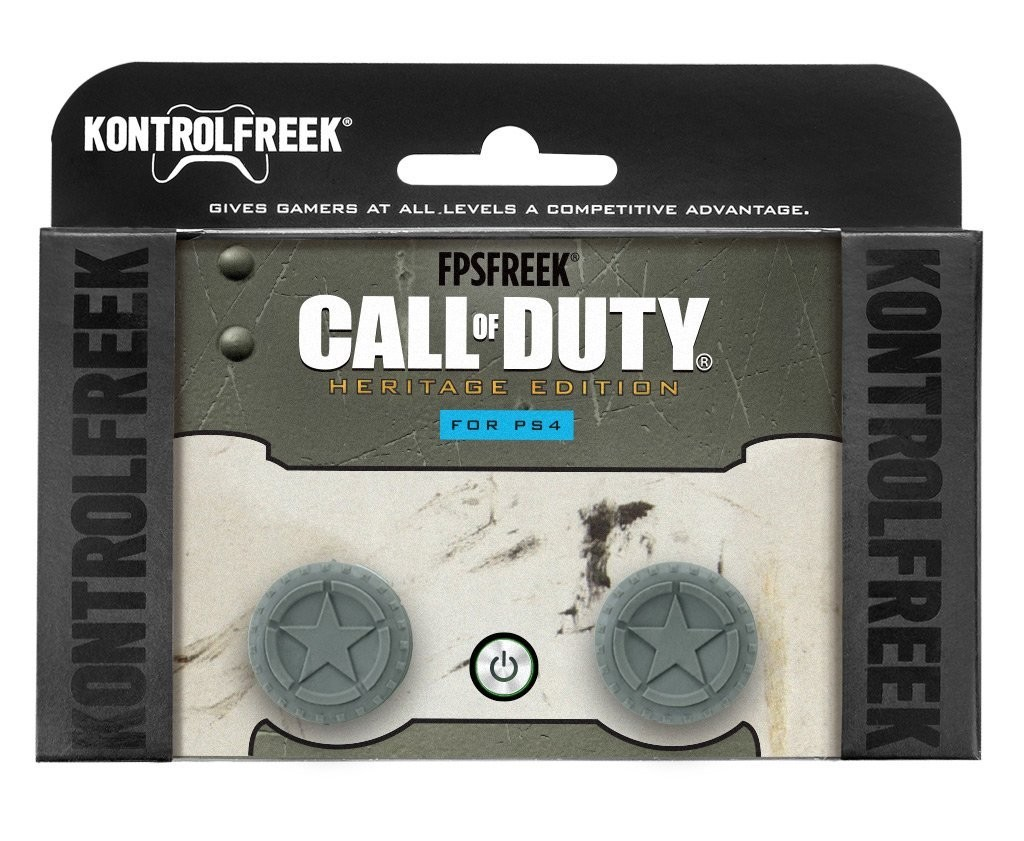 PS4 Controller Grips CALL OF DUTY HERITAGE EDITION