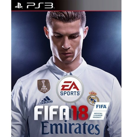 FIFA 18 Legacy Edition PS4