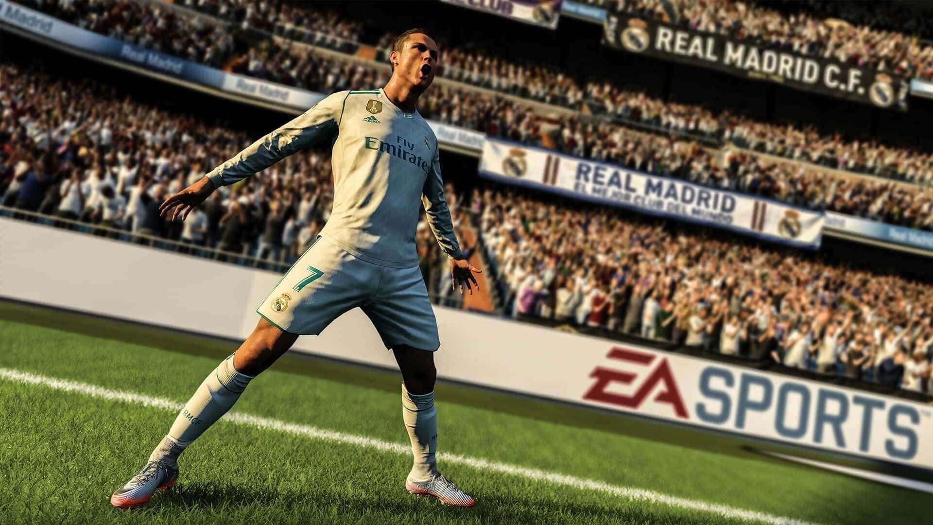 FIFA 18 Legacy Edition X360