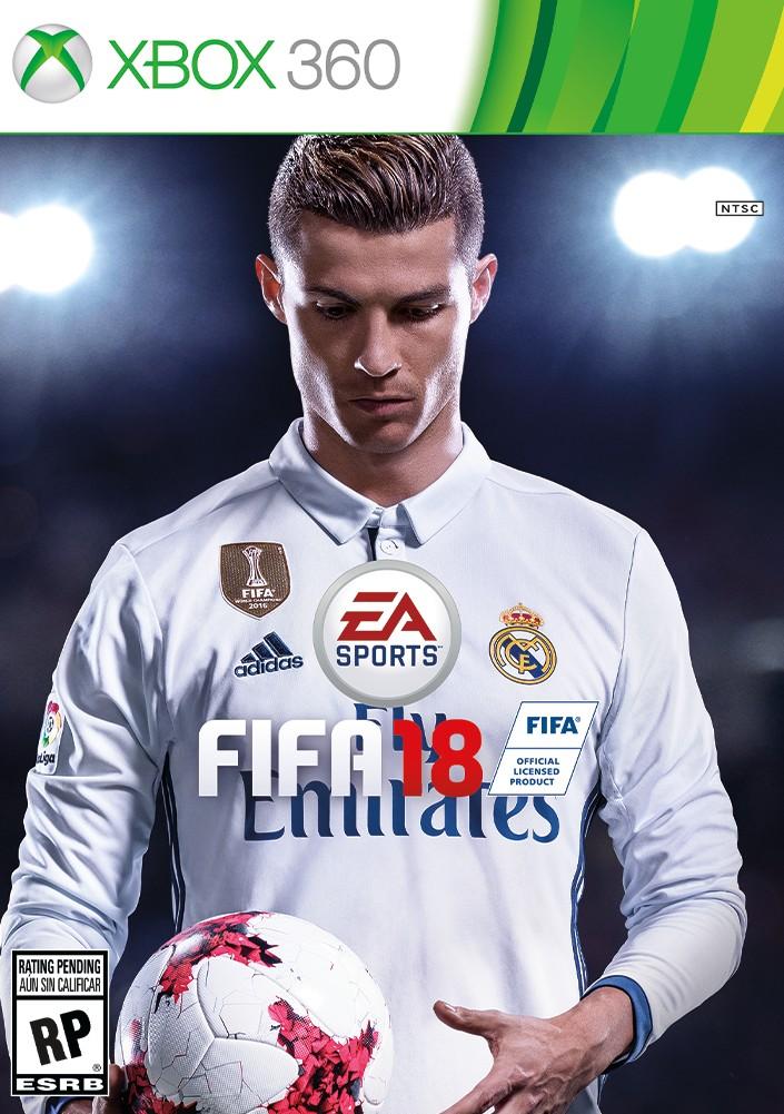 FIFA 18 Legacy Edition XBOX