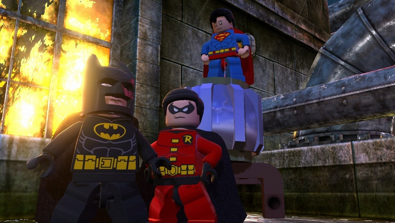 LEGO Batman 2 DC Super Heroes Essentials