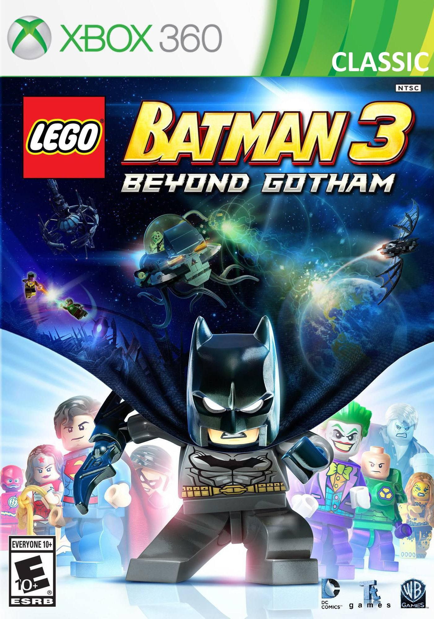 LEGO Batman 3 Beyond Gotham Classics