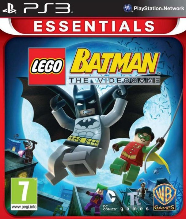 LEGO Batman Essentials PS4