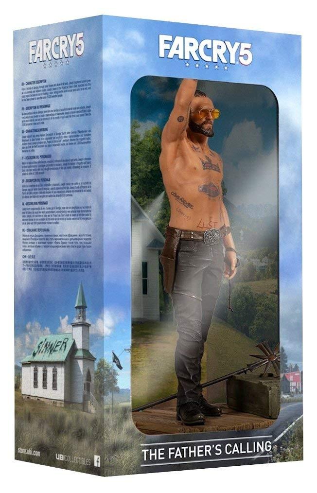 Far Cry 5 Joseph Seed: The Father's Calling statula | 33cm
