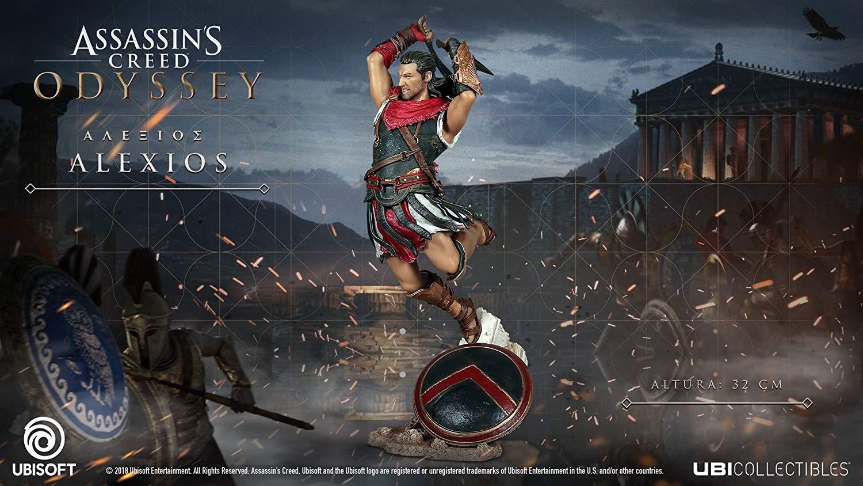 Assassins Creed Odyssey Alexios statula| 32cm