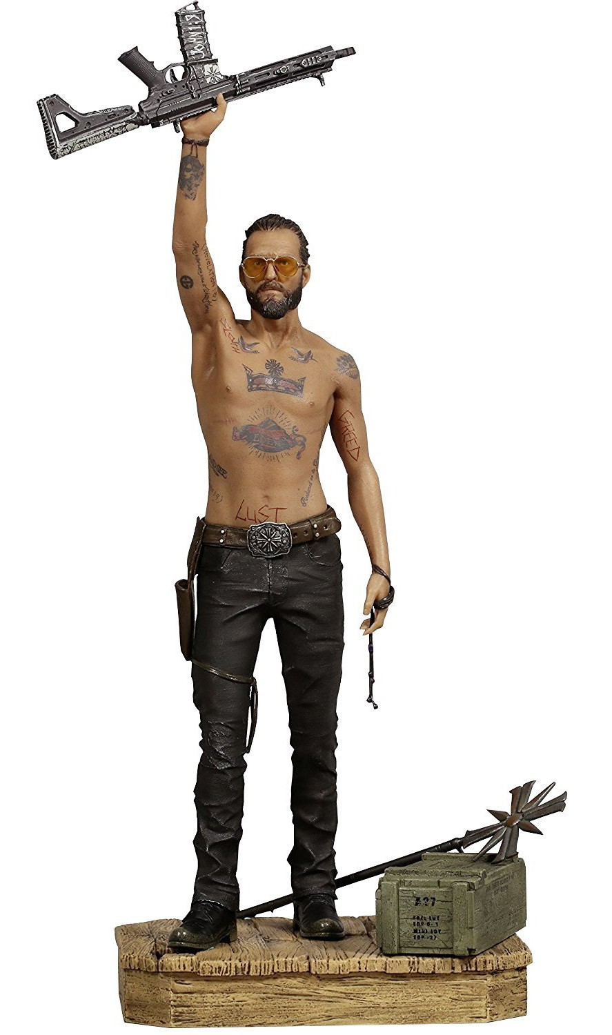 Far Cry 5 - Joseph Figurine : The Father's Calling