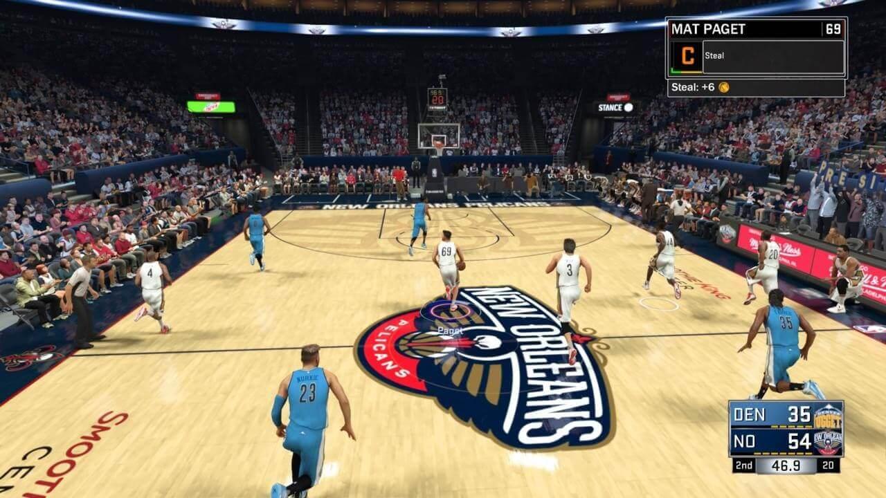 NBA 2k17 X360