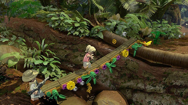 LEGO Jurassic World Classics X360