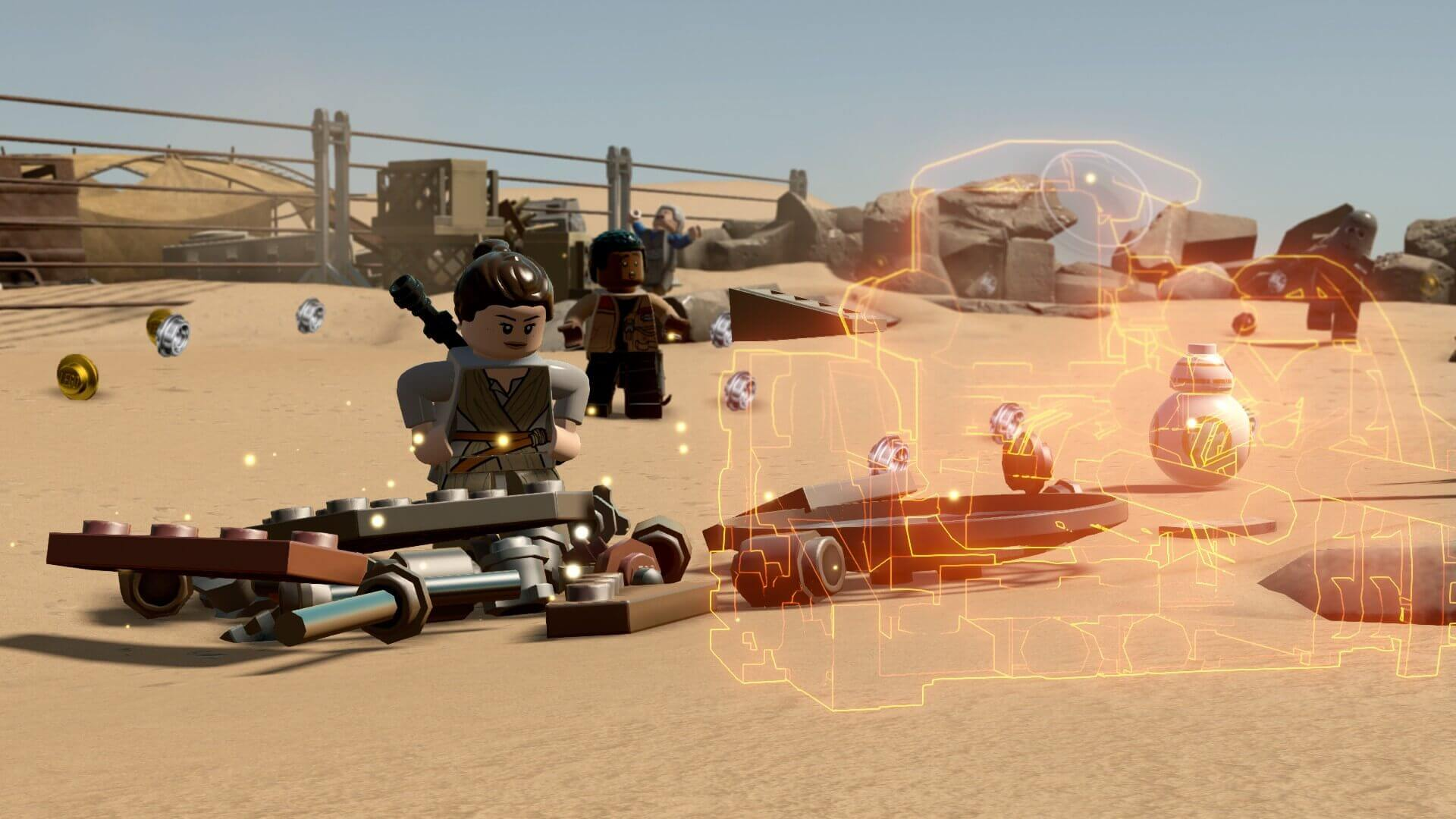 LEGO Star Wars: The Force Awakens X360