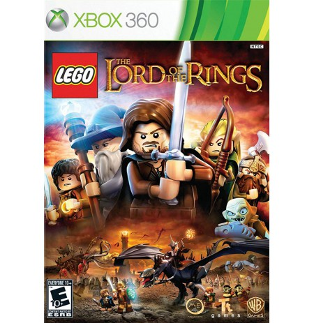 LEGO Lord of the Rings - Classics XBOX