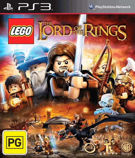 LEGO Lord of the Rings - Classics