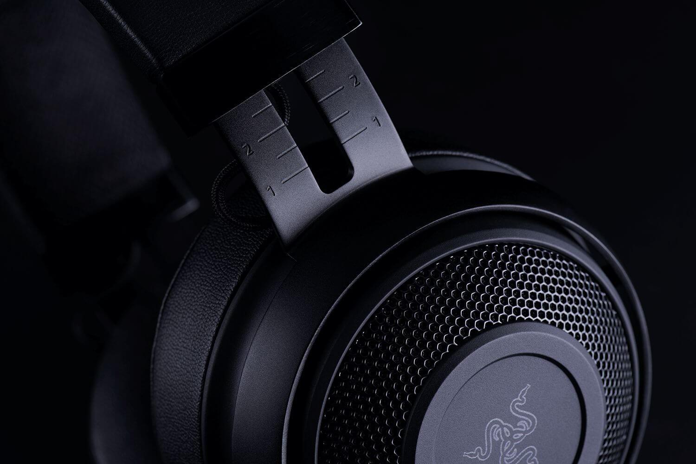 RAZER Kraken PRO V2 laidinės ausinės su mikrofonu (Black) | 3.5mm