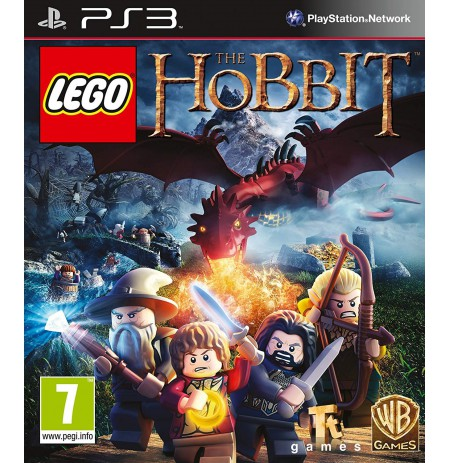 LEGO The Hobbit Essentials PS4