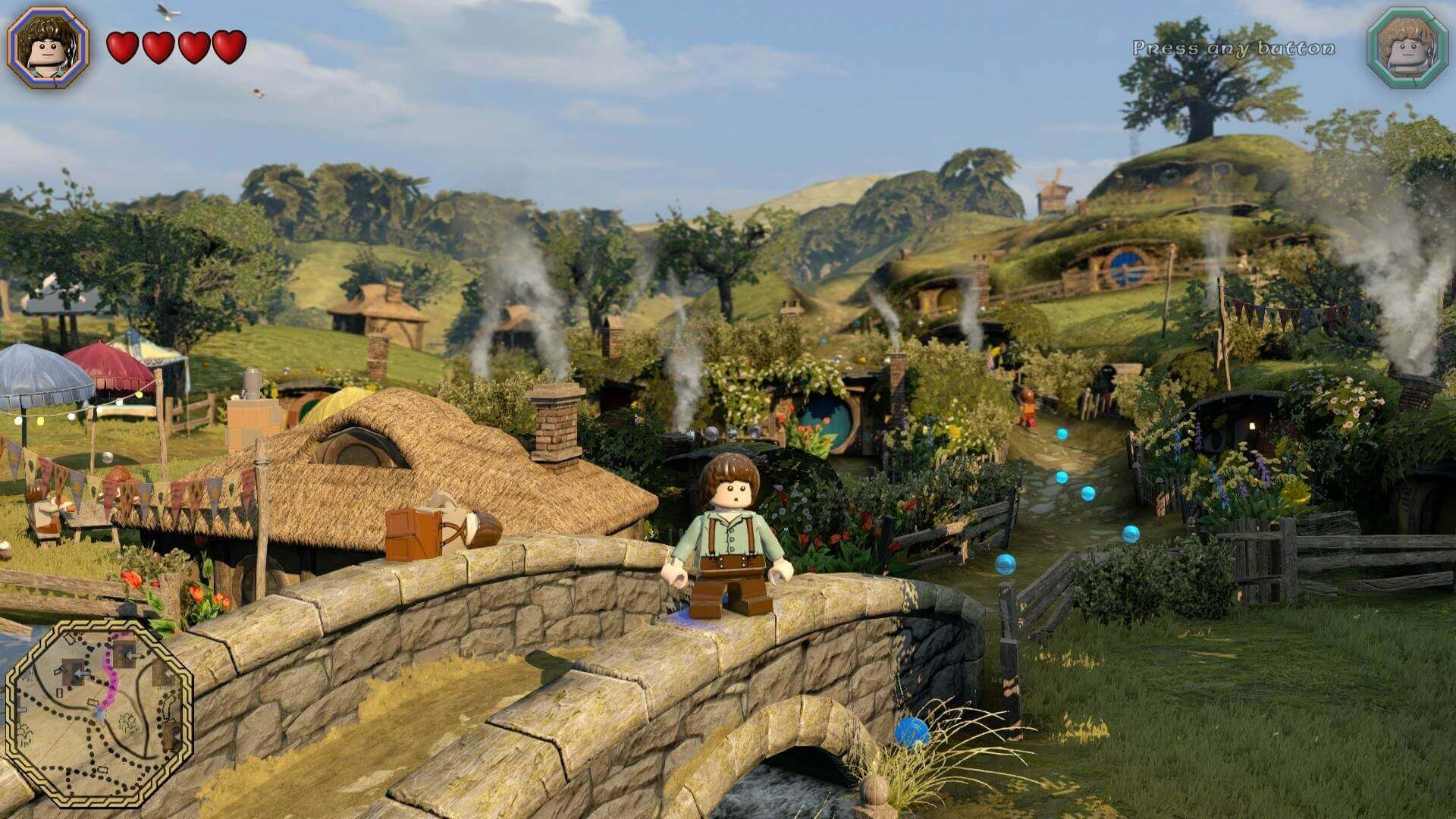 LEGO The Hobbit Classics X360