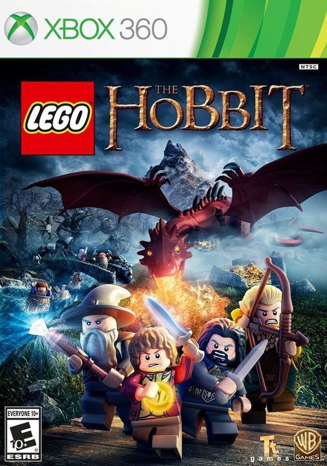 LEGO The Hobbit Classics XBOX