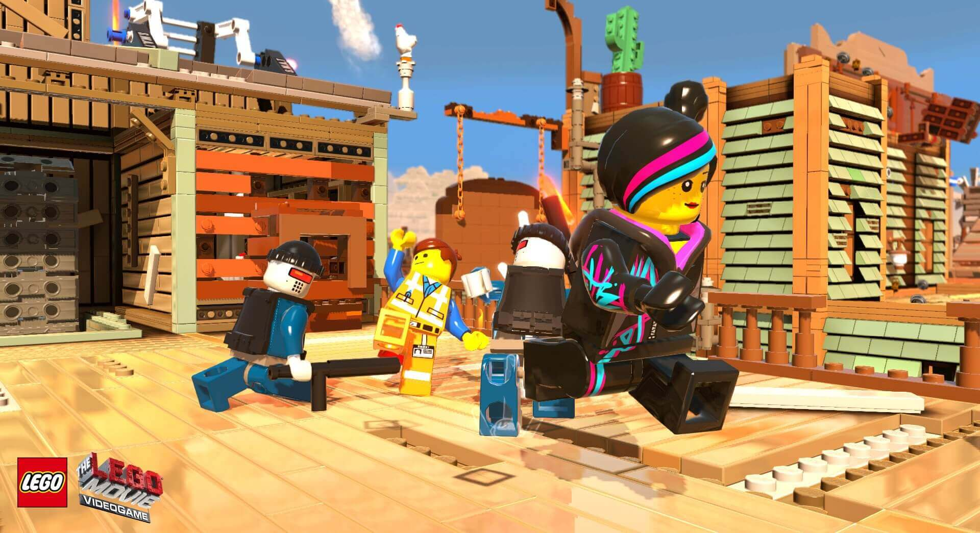 The LEGO Movie Videogame Essentials