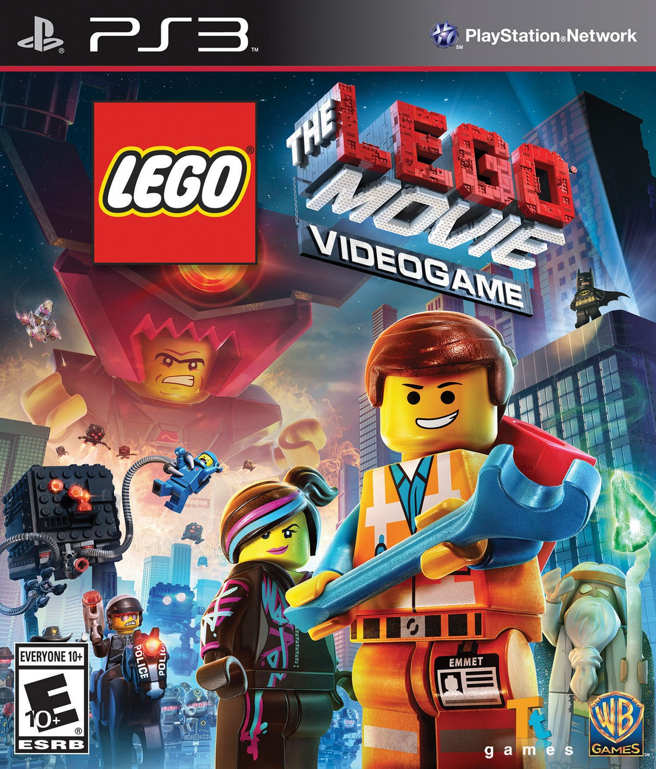 LEGO Movie Videogame Essentials PS4