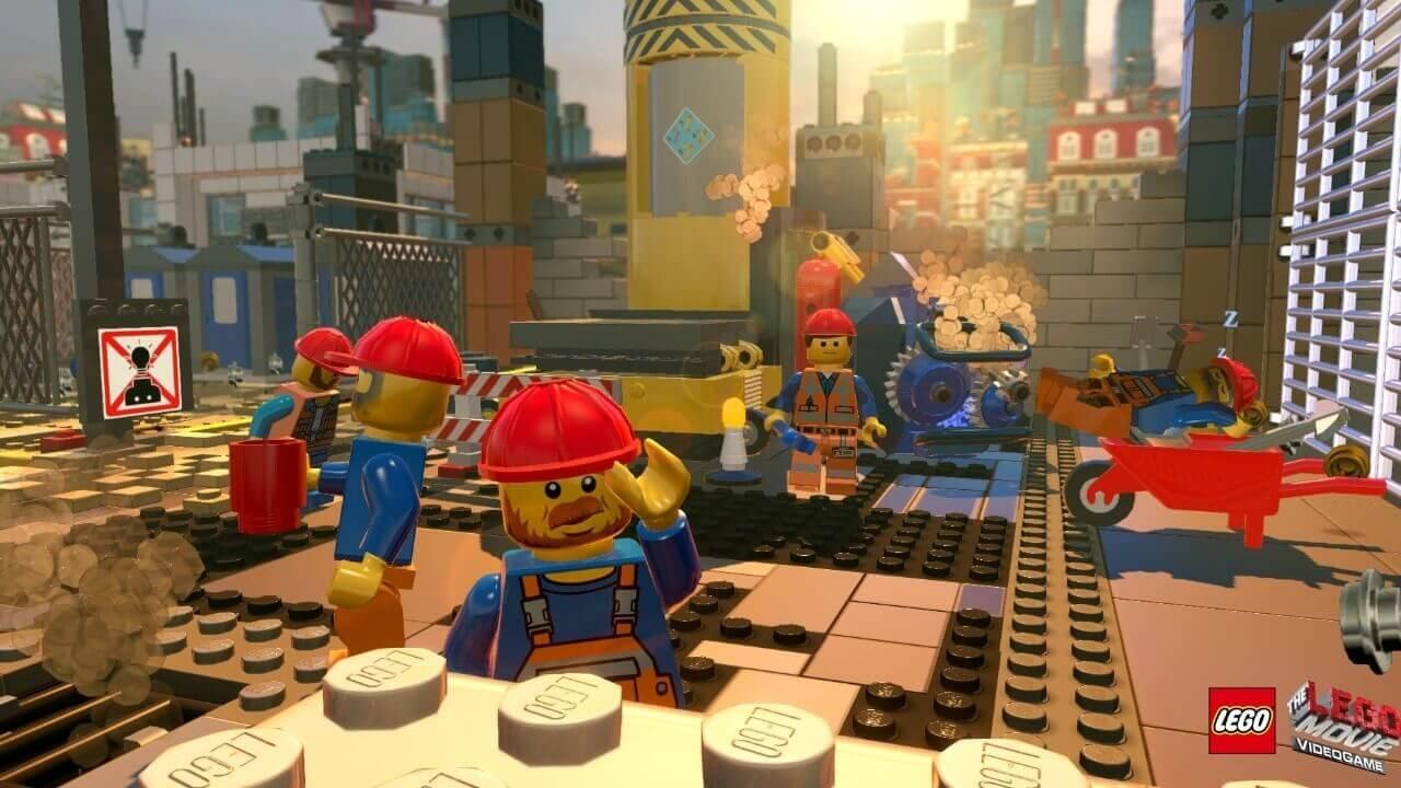 LEGO Movie Videogame Classics X360