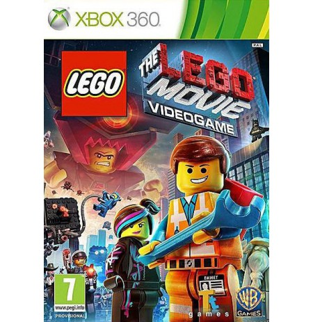 LEGO Movie Videogame Classics XBOX