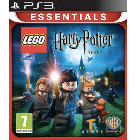 LEGO Harry Potter Years 1-4 Essentials PS4