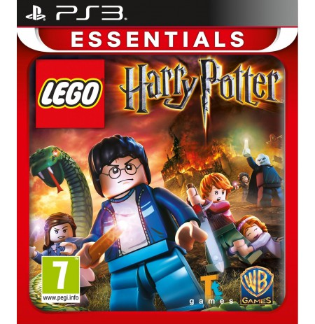 LEGO Harry Potter Years 5-7 Essentials